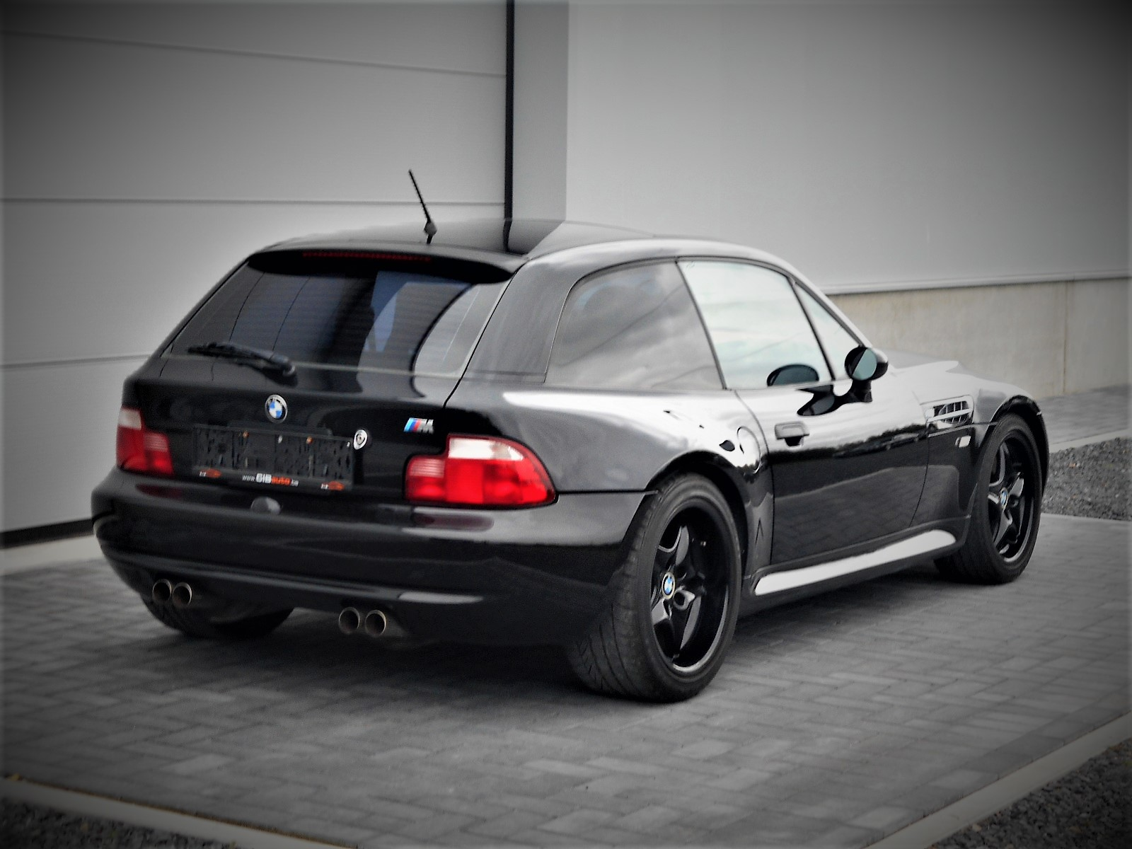 1999 BMW Z3 M coupé Black 62000 miles LHD | Left Hand Drive